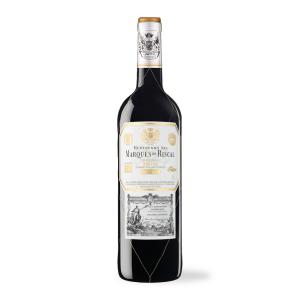 Vino tinto Marqués de Riscal Reserva Denominación de Origen Calificada Rioja
