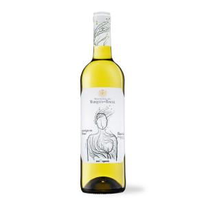 Vino Blanco Marqués de Riscal Sauvignon Blanc 100% organic Denominación de  Origen Rueda
